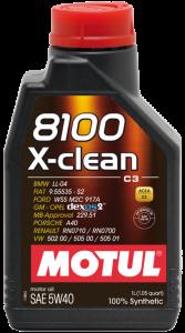 8100-X-clean-5W40-1L