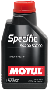 VW Specific-504-00-507-00-5W30-1L