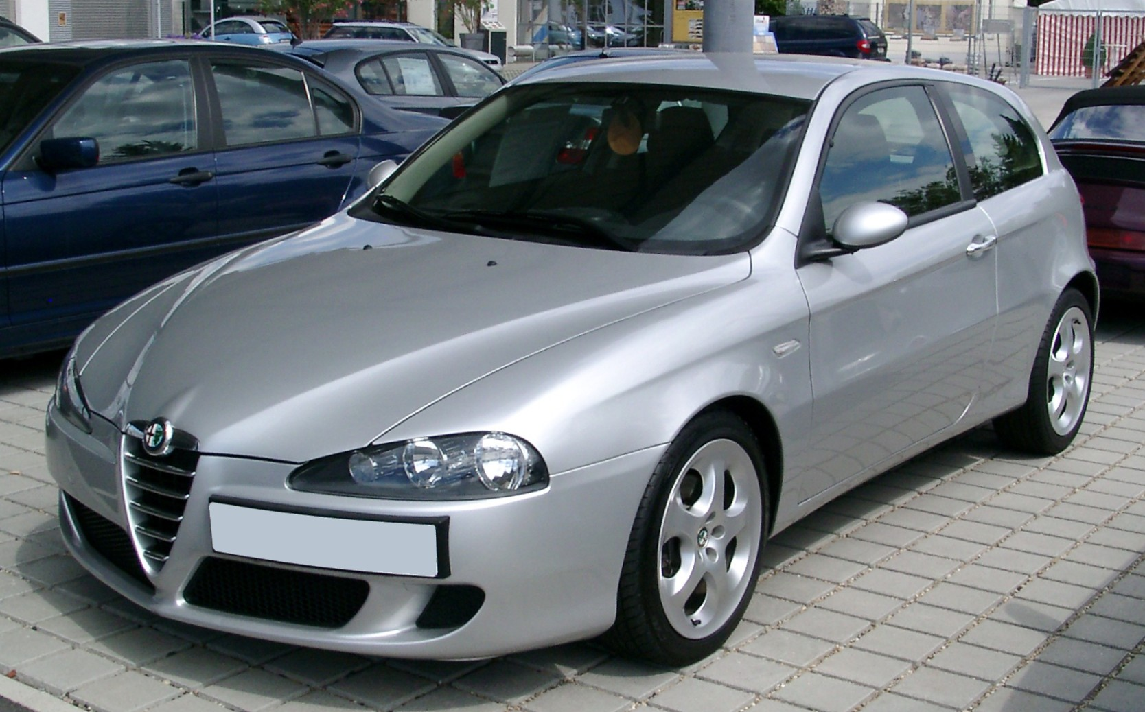Alfa Romeo 147 1 9 Jtd