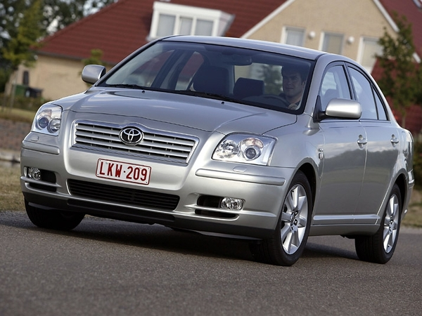 toyota avensis ii t25 2 0 d 4d eurospeed performance. Black Bedroom Furniture Sets. Home Design Ideas