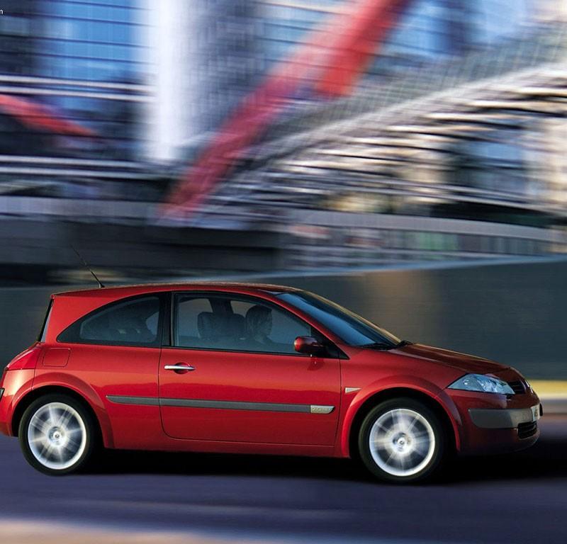 Renault Megane Ii: Renault Megane II 1.5 DCi