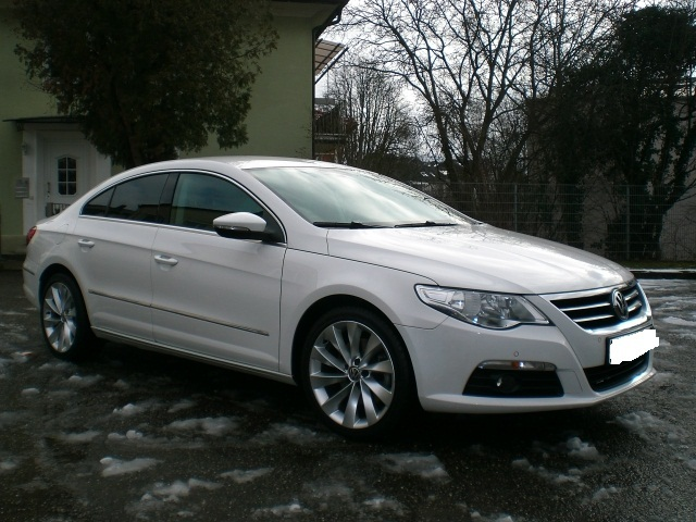 VW Passat CC 3C 2.0 TDI | Eurospeed |Performance Chip Tuning